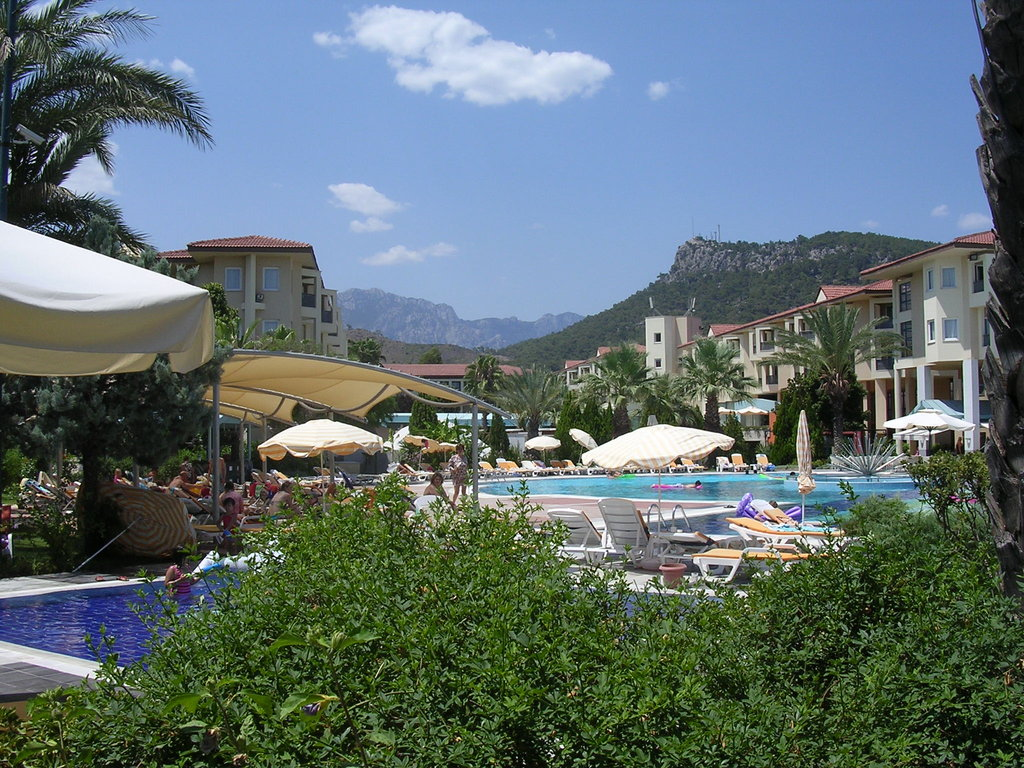 Hotel le jardin resort spa 5 kemer turcia oferta for Hotel le jardin 07700