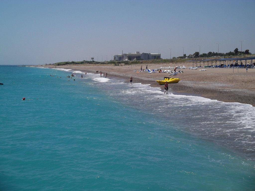 Cenger Hotel Beach Resort Spa