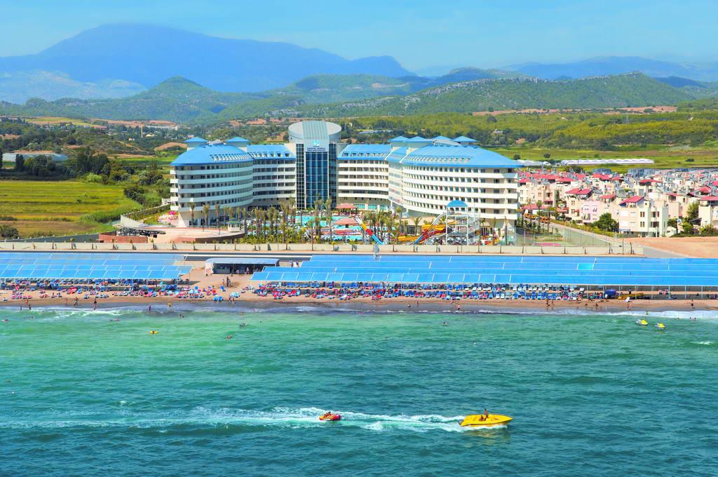 Laphetos Beach Resort Spa Hotel Side  Star