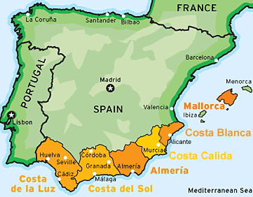 Marbella Costa Del Sol Spania