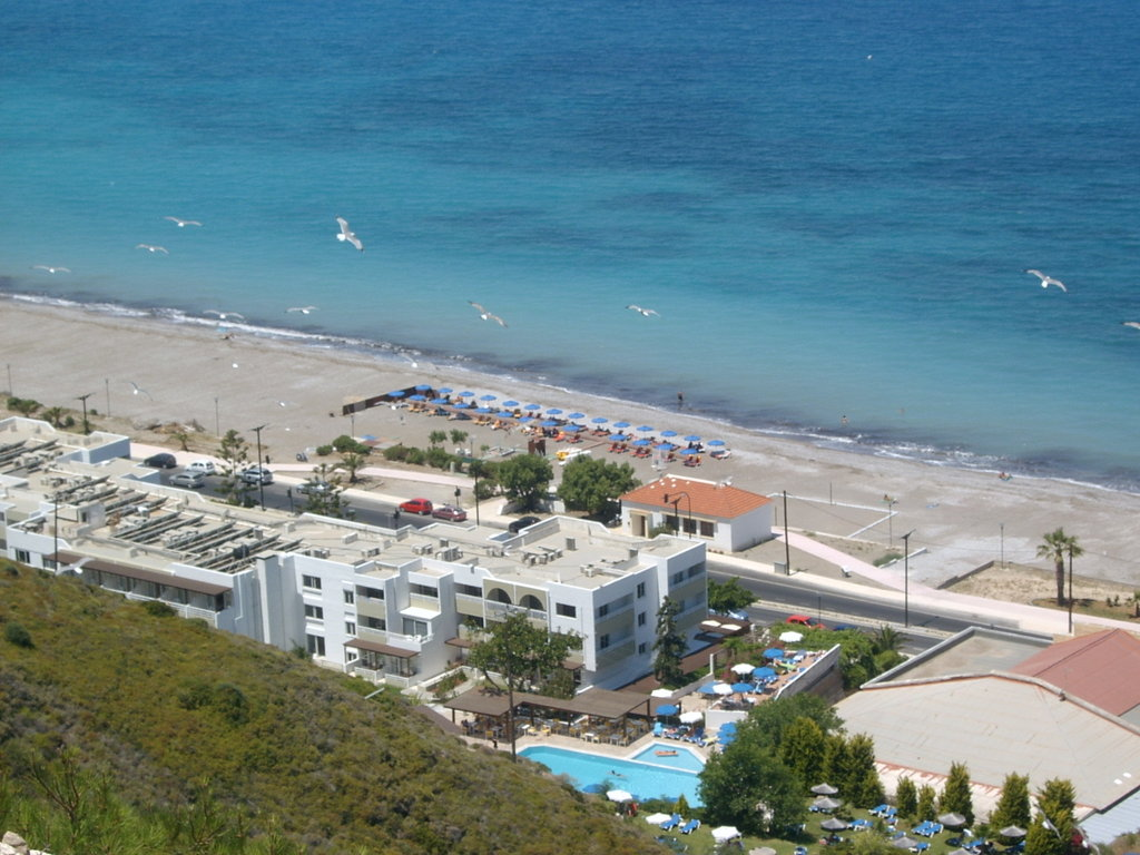 Sirene Beach Hotel Rhodos