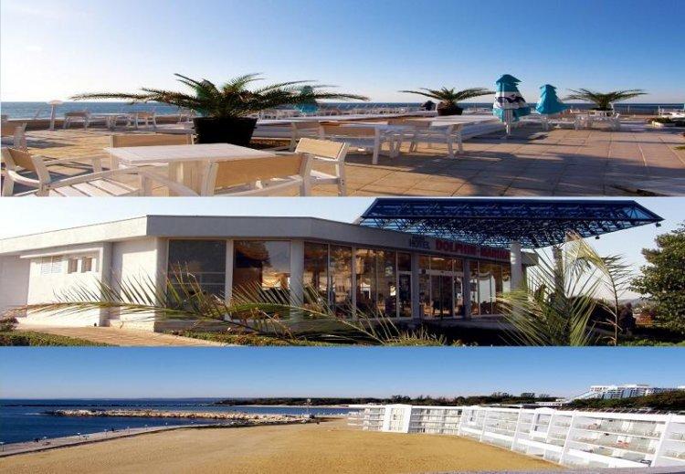 Hotel dolphin marina 4 sf constantin si elena for Club piscine st constant