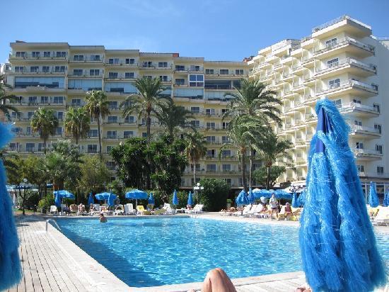 hotel riu palace bonanza playa 4 cala mayor spania oferta cazare. Black Bedroom Furniture Sets. Home Design Ideas