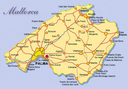 Index Of Mallorca Playa De Palma