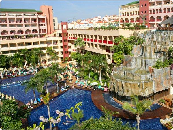 hotel jacaranda ténérife