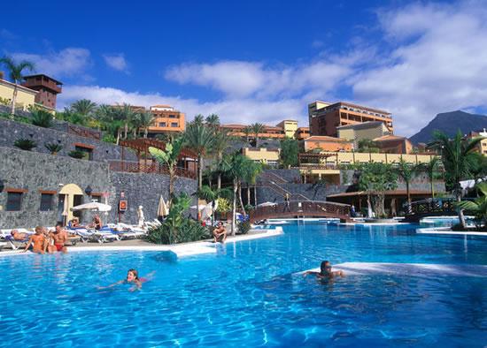hotel melia jardines del teide 4 tenerife spania