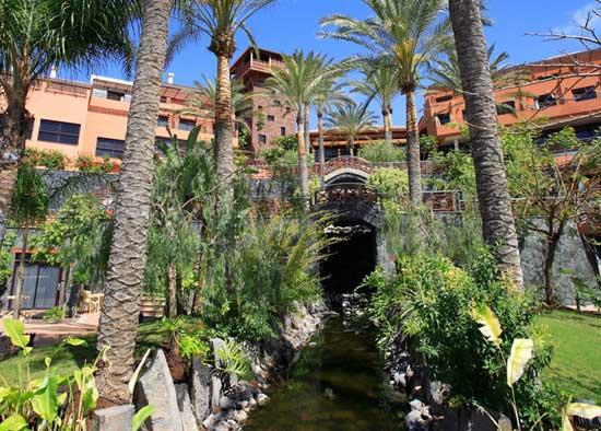 Hotel melia jardines del teide 4 tenerife spania oferta cazare - Jardines del teide ...