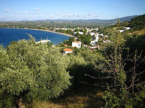 Insula Evia Grecia Grecia