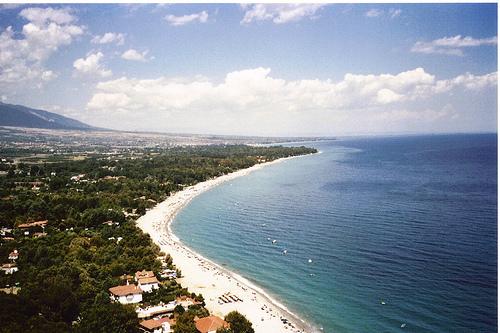 Platamonas Riviera Olimpului Grecia